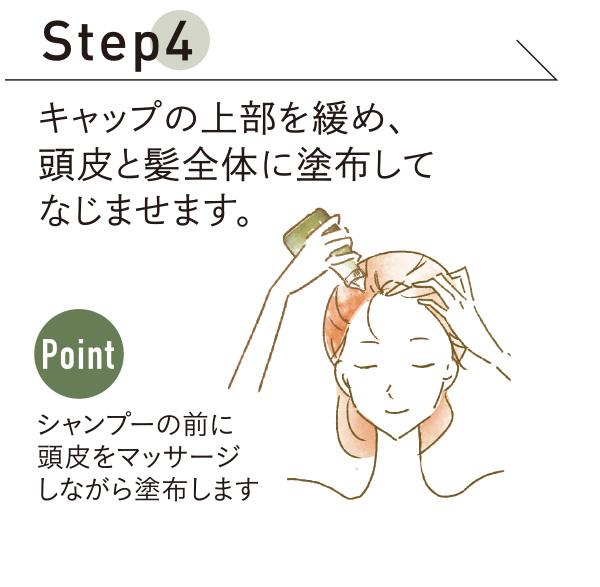 使い方 Step4