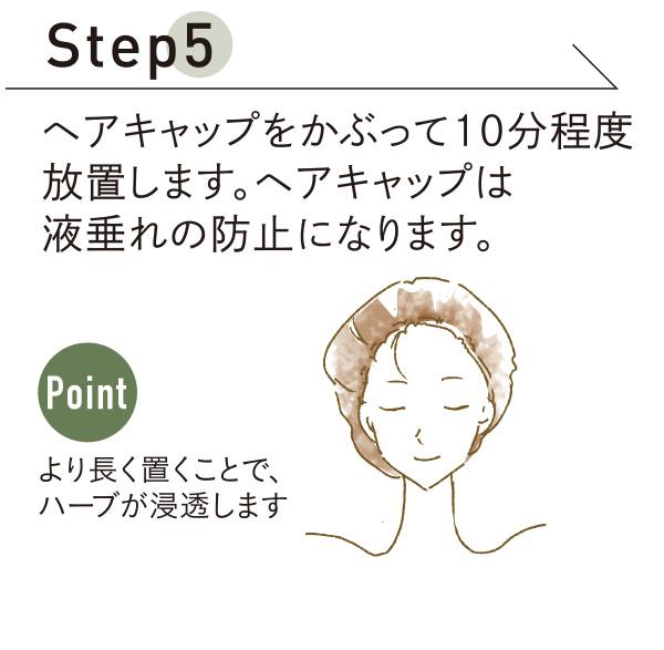使い方 Step5
