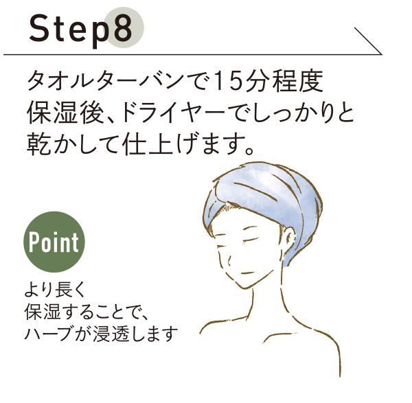 使い方 Step8